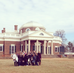 WHIP Students at Monticello