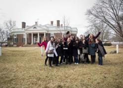 Washington-Hillsdale Internship Program, Thomas Jefferson's Monticello