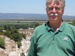 Westblade in Ephesus, Turkey