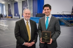 Edward Everett Prize in Oratory 2015Dylan Hoover '16, First Place